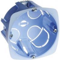 Boîte d'encastrement cloisons sèches XL Pro - 1 poste - Prof. 40 mm - Diam. 67 mm