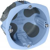 Boîte d'encastrement étanche à l'air XL Air'Métic - 1 poste - Prof. 50 mm - Diam. 67 mm