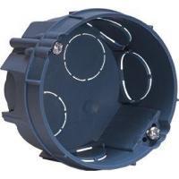 Boîte d'encastrement à sceller XL Tradi - 1 poste - Prof. 40 mm - Diam. 67 mm
