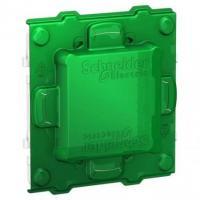 Support de fixation Unica - Plastique - 2 modules