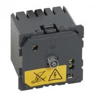 Thermostat d'ambiance fil pilote Céliane - 10 à 30 °C - 230 V