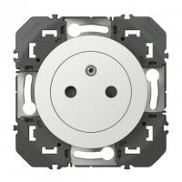 OCCASION - Prise de courant 2P+T Surface Dooxie - Blanc