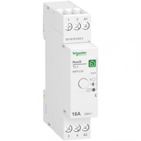 Télérupteur silencieux Resi9 - 1 NO - 16A