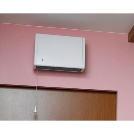 Radiateur sèche-serviettes avec soufflerie et minuterie - 1000 / 2000 W - Agate 3