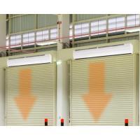 Rideau d'air électrique - Série longue - 4500 / 2250 W