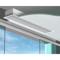 Rideau d'air électrique - Série encastrable - 4500 / 9000 W