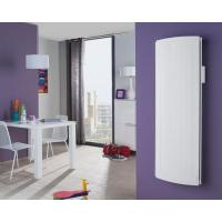 Radiateur chaleur douce 1000 W Nirvana Digital - Vertical - Blanc