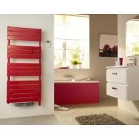 Radiateur sèche-serviettes Adelis Intégral Ventilo - 1500 W - Rouge passion