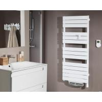 Radiateur sèche-serviettes Adelis Intégral Ventilo - 2000 W - Blanc
