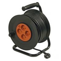 Enrouleur - 25 m - câble H05VV-F 3G1.5